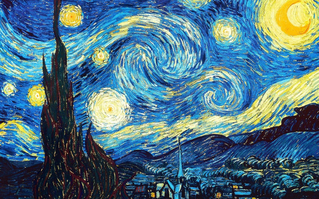 Starry Night & The Painting of Economic Turbulence